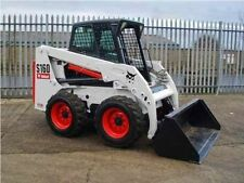 BOBCAT S160 PARAMOTORE MANZO Workshop Manual