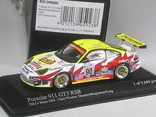 Super: Minichamps Porsche 911 GT3 RSR Le Mans 2004 #90  1:43 in OVP
