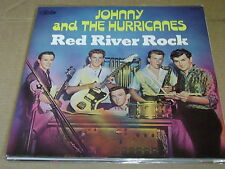 "Johnny And The Hurricanes - Red River Rock, 12"" Lp. VG++"