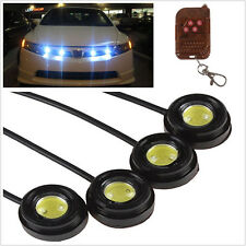 12W Car SMD LED Hazard Emergency Warning Traffic Advisor Flash Strobe Light Kit