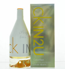 CK IN2U by Calvin Klein For Women EDT 5 Oz/150mL  Brand new in Sealed Box