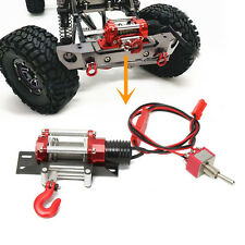 Winch Traction All Metal Type A For 1/10 RC Crawlers YA-0386 RC Car Part Accesso