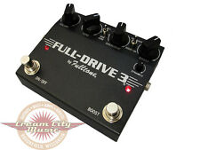 Brand New Fulltone Fulldrive 3 Full-Drive 3 Overdrive Boost Distortion Pedal