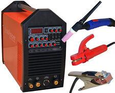 INV ac/dc 200 Puls-wig Tig + Stick MMA soldadora 200a 230v IGBT soldar