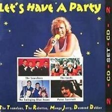 Thommy's Oldie Night 2-Let's have a Party (1993) Chubby Checker, Tommy .. [2 CD]