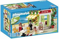 Playmobil #5129 Harbour Cafe NEW in Box Retired RARE