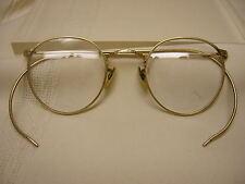 Vintage Gold Filled HIBO Eyeglsses Ornate 1/10 10-12 KGF Eye Glasses
