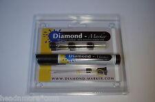 Original Diamond Marker mit Versteck im Inneren / Geldversteck / Geheimversteck