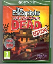 "La escapists the walking dead edition ""new & sealed' * XBOX ONE (1) *"