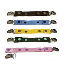 Children Kids Pants Jeans Belt Elasticated Stretchy Adjustable Belts Buckle Clip
