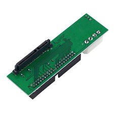 PATA IDE TO SATA Converter Adapter Plug&Play 7+15 Pin 3.5/2.5 SATA HDD DVD FT
