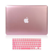 """Cover Case Hard Shell for MacBook Air / Pro Retina 13"""" + Free Keyboard Cover"""