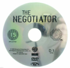 The Negotiator DVD R2 PAL - Samuel L. Jackson Kevin Spacey - DISC ONLY