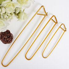 Set 3X Accesorios Punto Aluminio Tejer Marcadores Puntos Needle Stitch Holders