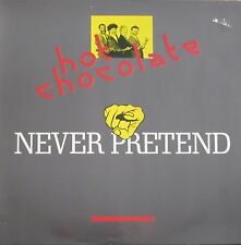 "Hot Chocolate - Never Pretend (12"" Polydor Vinyl Maxi-Single Germany 1988)"