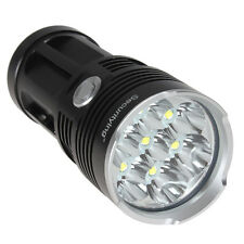 8500LM SecurityIng 7x CREE XM-L T6 LED Outdoor Hunting Flashlight Torch Light