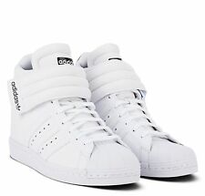 ADIDAS ORIGINALS SUPERSTAR STRAP UP WOMEN'S SHOES SIZE US 6.5 UK 5 WHITE S81351