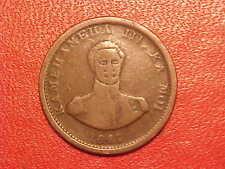 1847 KINGDOM OF HAWAII ONE CENT - F+ - SEE PICS! (B418)