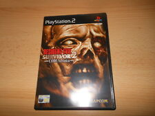 Resident Evil Survivor 2  PS2 PAL New NOT  Sealed