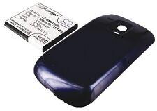 UK Battery for Samsung Galaxy S 3 Mini Galaxy S III Mini EB-F1M7FLU 3.8V RoHS