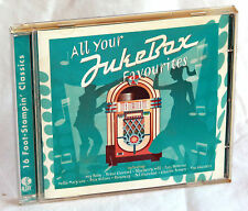 CD All Your JUKEBOX Favourites - Fats Domino, Little Richard, Carl Perkins u.a.