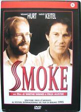 Dvd Smoke (Cecchi Gori) con Harvey Keitel 1995 Usato raro ed. fuori cat.