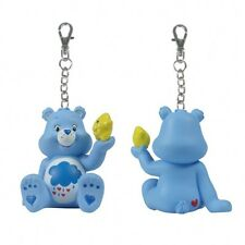 Care Bears Share a Bear Series 2 Blue Grumpy Bear With Star Keychain NEW Toys