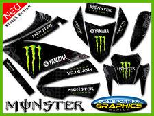 YAMAHA XT 660 X  MONSTER FULL DEKORSATZ, Stickers, Aufkleber für XT660 X MOTARD