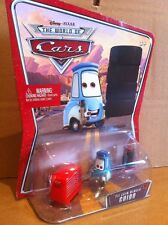 "DISNEY CARS DIECAST - ""Pit Crew Member Guido"" - Combined Postage"