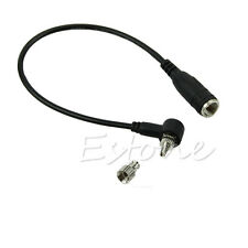 8.58 Inch CRC9 TS9 plug to FME Male Pigtail Antenna Connector Adapter Cable HOT