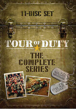 TOUR OF DUTY THE COMPLETE SERIES-DVD NEW