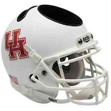 HOUSTON COUGARS NCAA Schutt Mini Football Helmet DESK CADDY