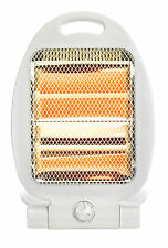 800w 0.8kw Portable Quartz Heater Heating Safety Protected New