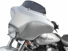 Slipstreamer - TB130-T - Baggershield Adjustable Windshield, 7.5in. - 11.5in.`