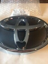 GENUINE TOYOTA CAMRY 2009 FRONT GRILLE EMBLEM FACTORY OEM PART 7531106060