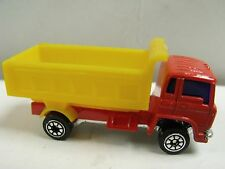 NO BRAND NAME DIE CAST,HONG KONG/CHINA/MACAU?,FORD DUMP TRUCK,REC,1/64?,EXC COND