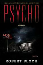Psycho: A Novel Paperback – May 25, 2010 by Robert Bloch BRAND NEW