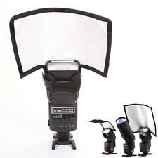 Snoot Reflector Strobe Flash Diffuser Lambency Fr Nikon Canon Yongnuo Speedlight