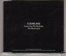 (A820) Clearlake, Come Into The Darkness - DJ CD