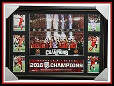 2016 A-League Champions Adelaide United Official Super Frame - IN STOCK NOW