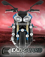 Eazi-Guard™ Triumph Street Triple Motorbike Stone Chip Protection Kit