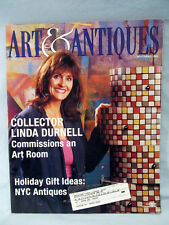 Art & Antiques November 1999 Linda Durnell Holiday Antique Shopping New Orleans