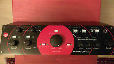 SM Pro Audio M-PATCH 4M STUDIO MONITOR Controller