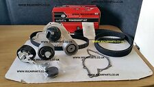 GATES TIMING BELT KIT & WATER PUMP VOLKSWAGEN PASSAT VARIANT 2.5TDI 24V AFB BAU