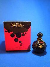 Vintage Bob Mackie Perfume Parfum 1/2 Fluid Oz 15 mL Fragrance Vanity