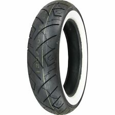 120/70-21 4 Ply Shinko 777 White Wall Front Tire