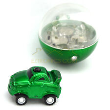 Christmas ball plastic Mini Speed RC Radio Remote Control Racing Car Toy Green
