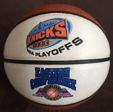 New York Knicks Team 2000 NBA Playoffs Logo Mini Basketball