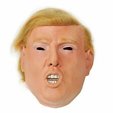 Donald Trump Celebrity Latex Mask Ideal for Parties Halloween New