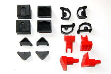 16pc Genuine Black & Decker Workmate Service/Repair Feet, Leg Latches & Clamps